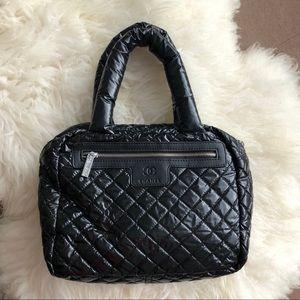 Chanel cocoon nylon bag